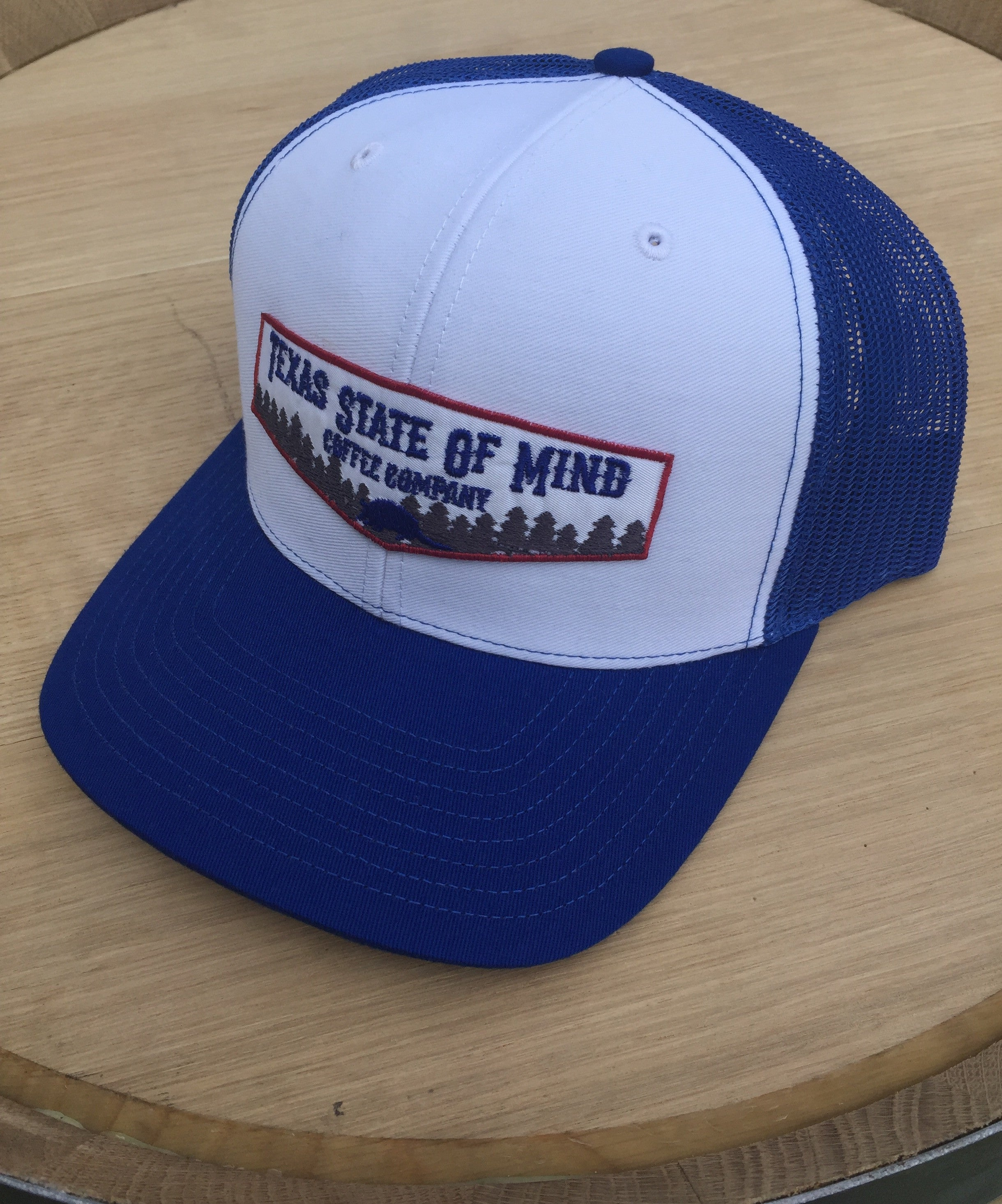 Texas State of Mind Trucker Hat