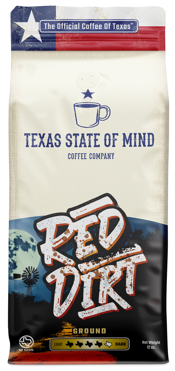 Red Dirt Roast - 12 oz.