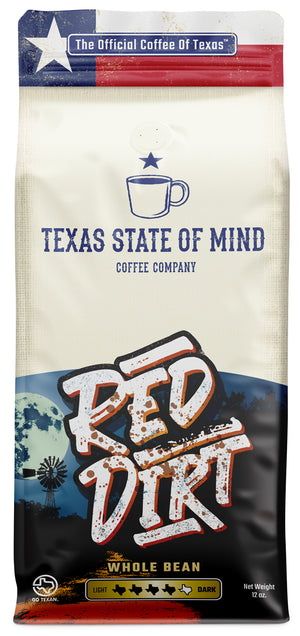 Red Dirt Roast (Whole Bean) - Monthly Subscription