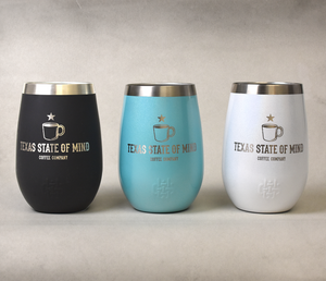 Wine and Whiskey Tumblers
