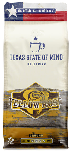 Yellow Rose Roast - 12 oz.
