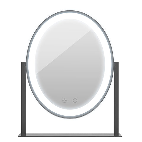 Oval Glam Mirror