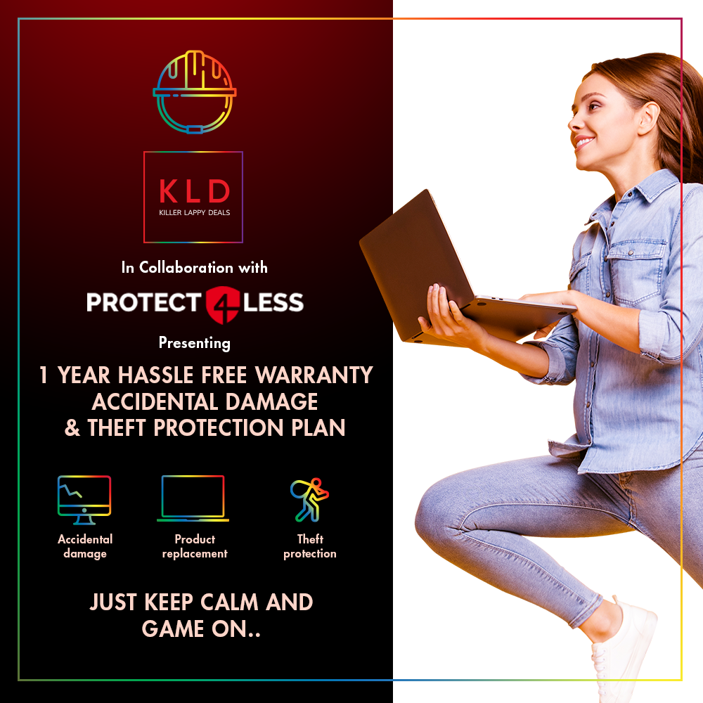 KLD SAFEGUARD PLAN | 12 MONTHS WARRANTY+ACCIDENTAL DAMAGE+THEFT PROTECTION COVERAGE