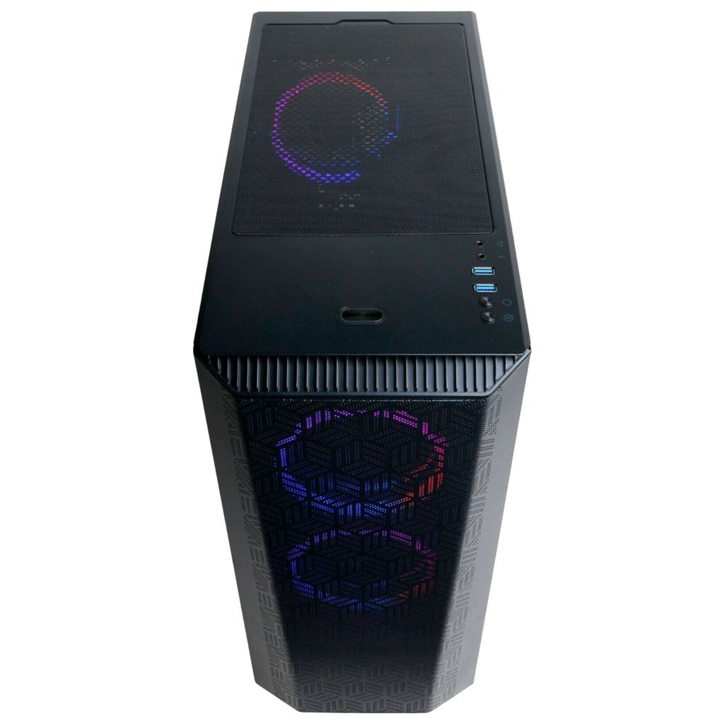 CyberPowerPC Gaming Desktop | AMD Ryzen 5-3600 - 8GB Ram - RX 580 8GB - 2TB HDD+240GB SSD