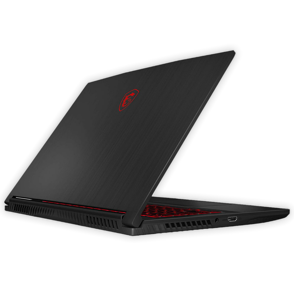 msi gf65 gtx1660ti gaming laptop