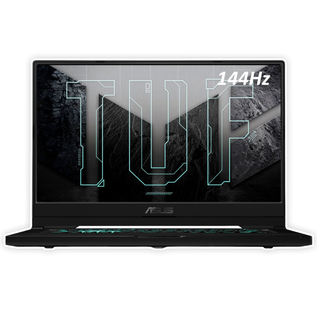asus tuf dash f15 rtx 3060 gaming laptop