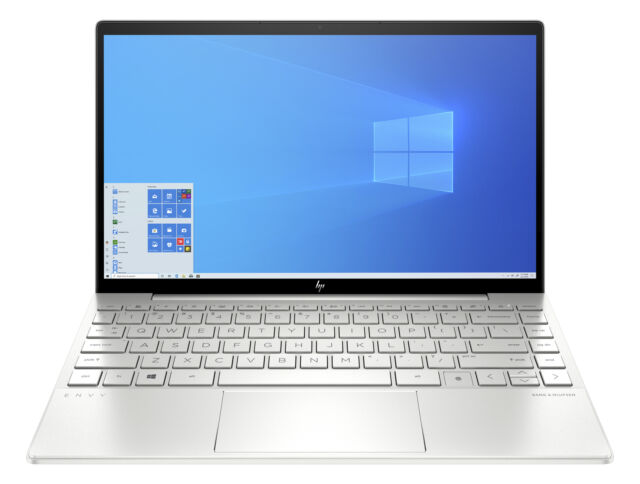 HP ENVY 13-ba0085nr 13.3 FHD Touch | i7 10510U 512-16GB ,MX350-2GB. WIN 10.