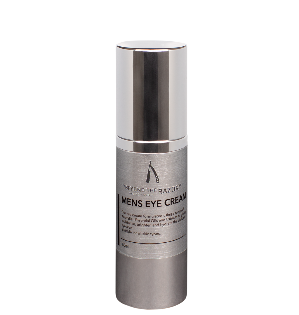 """Executive Collection"" Mens Eye Creme 30ml - ""beyond the razor"""
