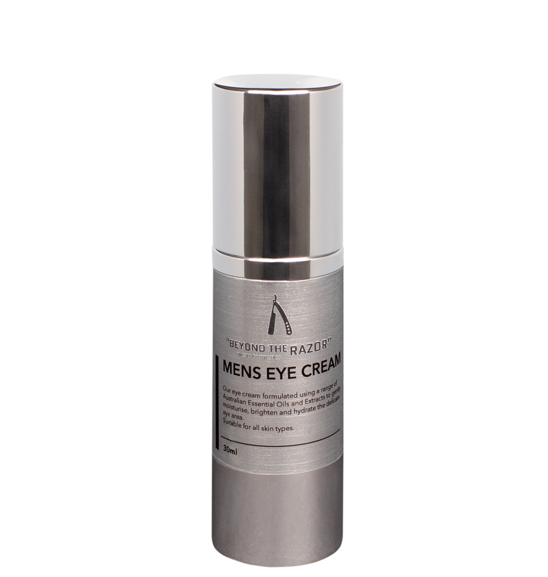 "Mens Eye Cream 30ml - ""Executive Collection"" - ""beyond the razor"""