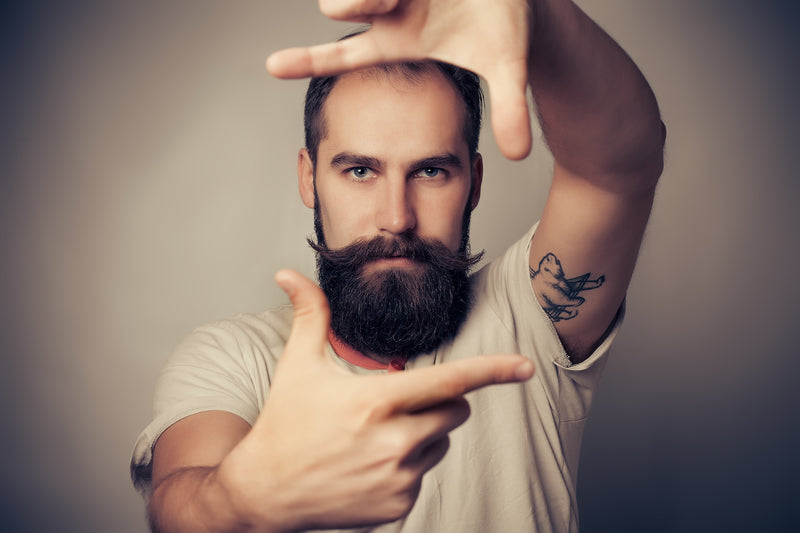 "Sandalwood Beard Cream - ""beyond the razor"""