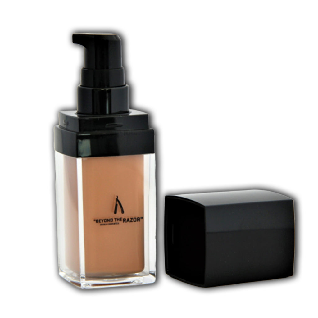 """Beyond the Razor"" Mens Flawless Finish Foundation 33ml - ""beyond the razor"""