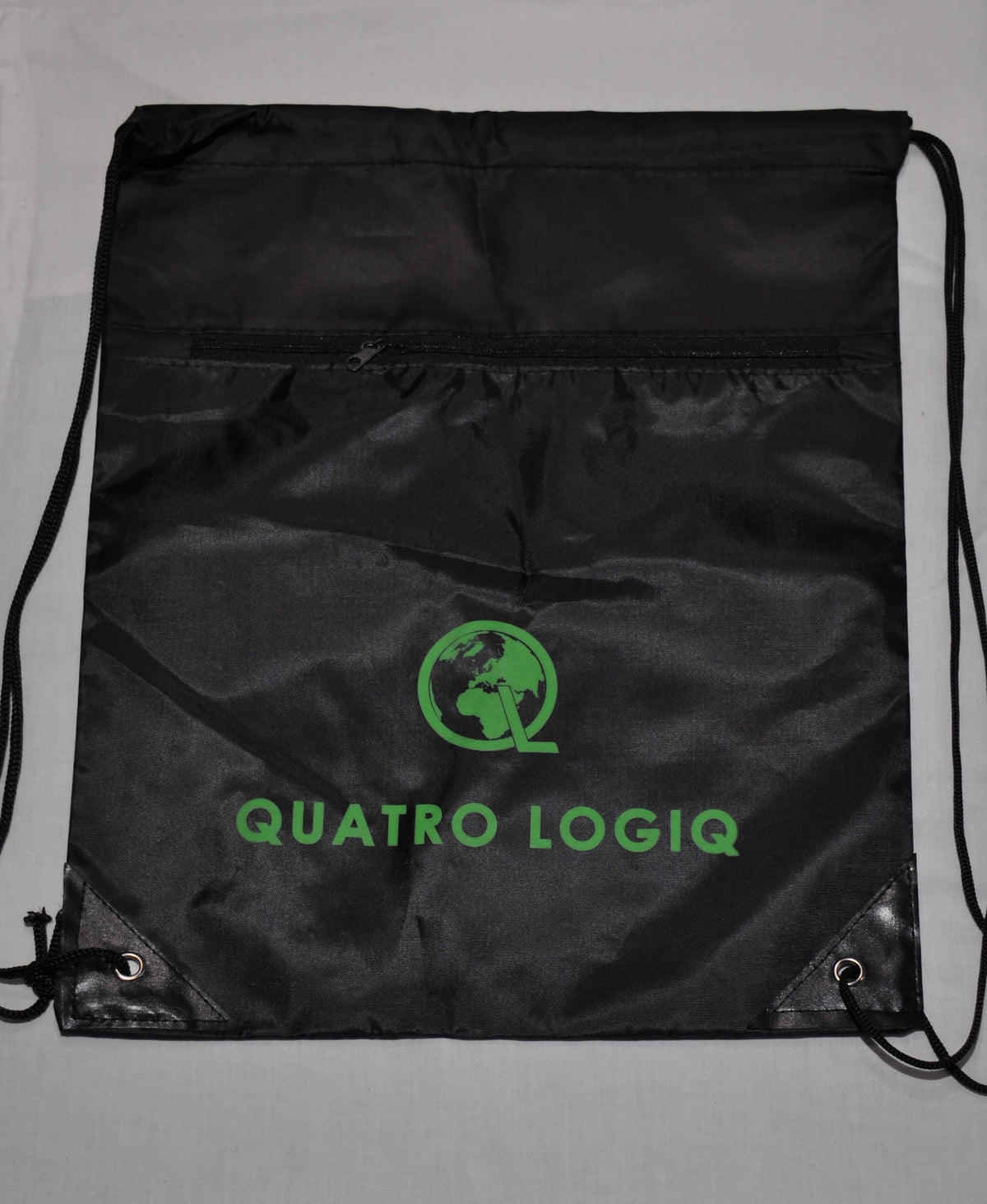 light weight string bag that fits in you pocket and can be pulled out and used to carry just about anything that fits