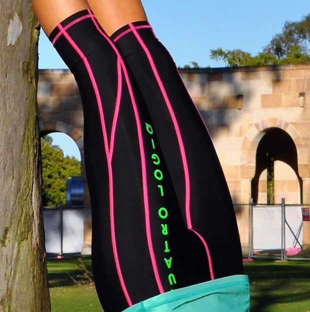 Compression Leggings 3/4 Capri super comfy and wow factor