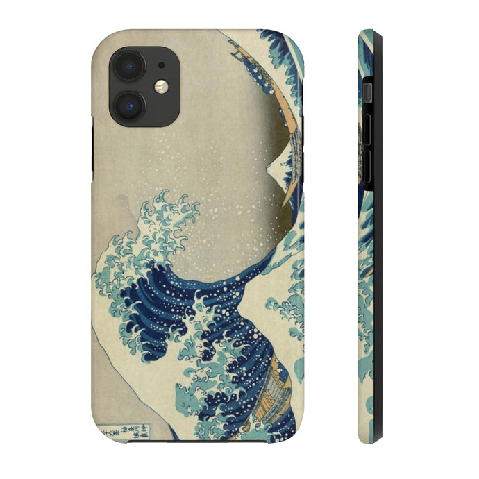 The Great Wave Phone Case