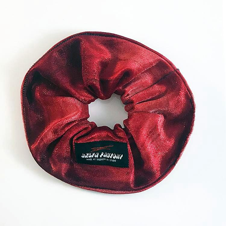 La Mome Hair Scrunchie