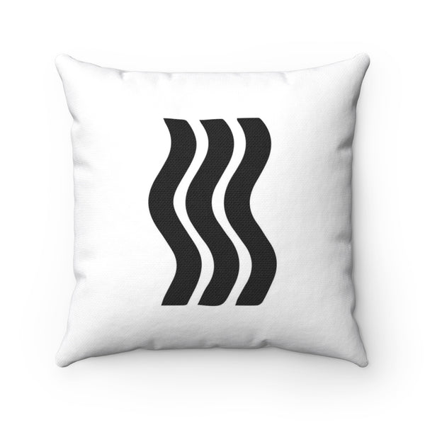 Zener Wavy Lines Pillow (14