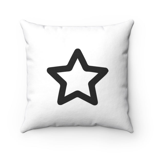 Zener Star Pillow (14