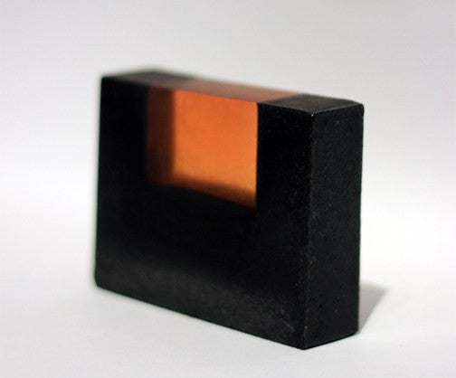 Orange/Verbena Tea Tree Charcoal Soap Bar