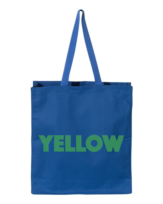 Yellow? Shopping Tote