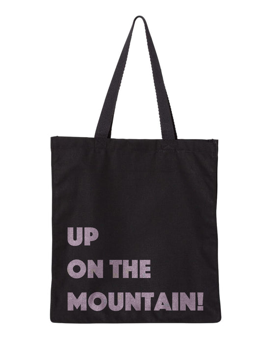 Up On The Mountain! Shopping Tote