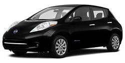 2016 Nissan Leaf S, 4-Door Hatchback, Super Black