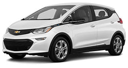 2017 Chevrolet Bolt EV LT, 5-Door Hatchback, Summit White