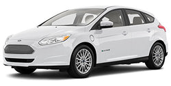 2016 Ford Focus, 5-Door Hatchback, White Platinum Metallic Tri-Coat