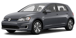 2016 Volkswagen e-Golf SE, 4-Door Hatchback, Urano Grey