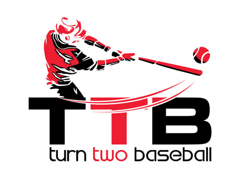 Turn Two Baseball Blog Logo