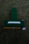 "6"" Tall Step Straight Youth Baseball Training Aid! Ultra-light pitching mound!"