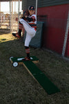 "8"" Tall Step Straight Portable Pitching Mound!"