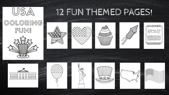 photograph about Free Printable 4th of July Coloring Pages titled Totally free Printable 4th of July Coloring Internet pages for Little ones! - Distinctive
