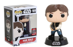 Funko Pop Star Wars - Han Solo (Action Pose)