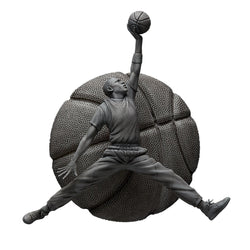 Enterbay Michael Jordan Stone Edition Scultpure