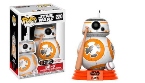 Funko Pop Star Wars - BB-8 (Giants)