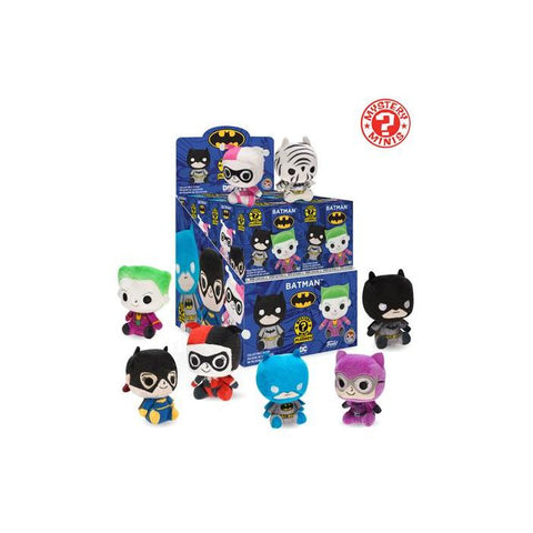Funko DC Batman Mystery Mini Keychain Plush - Blind Bag