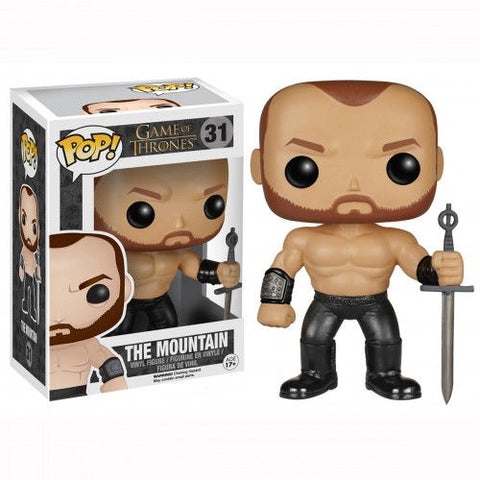 Funko Pop Television Game of Thrones - The Mountain