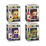 Funko Pop Television Teletubbies 4-Pack