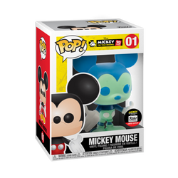 Funko Pop Disney Mickey's 90th - Mickey Mouse (Blue/Green)