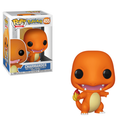 Funko Pop Games Pokemon - Charmander