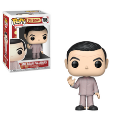 Funko Pop Television Mr. Bean - Mr. Bean in Pajamas