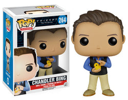 Funko Pop Television Friends - Chandler Bing