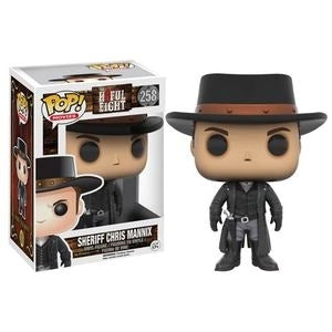 Funko Pop Movies The H8ful Eight - Sheriff Chris Mannix