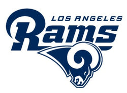 NFL Los Angeles Rams Jersey Pin