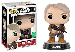 Funko Pop Star Wars The Force Awakens - Han Solo (Bowcaster)