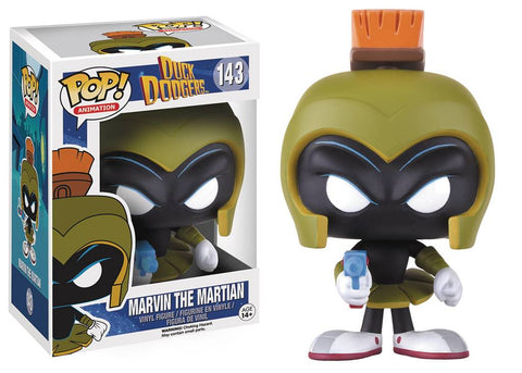 Funko Pop Animation Duck Dodgers - Marvin the Martian