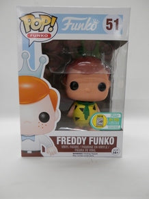 Funko Pop Freddy Funko Fred Flintstone (Yellow)
