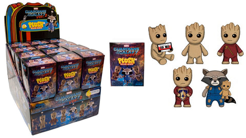 Marvel Guardians of the Galaxy Vol. 2 - Baby Groot Plush Clip Series 1 - Blind Box