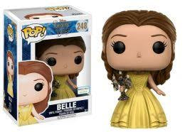 Funko Pop Disney Beauty and the Beast - Belle (Candlestick)