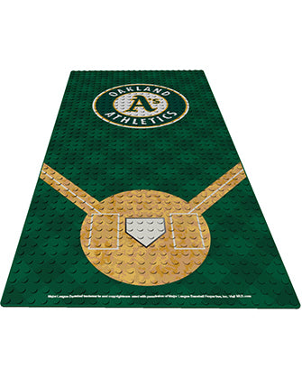 MLB Oakland Athletics Display Plate